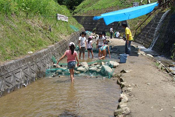 岡田養魚場