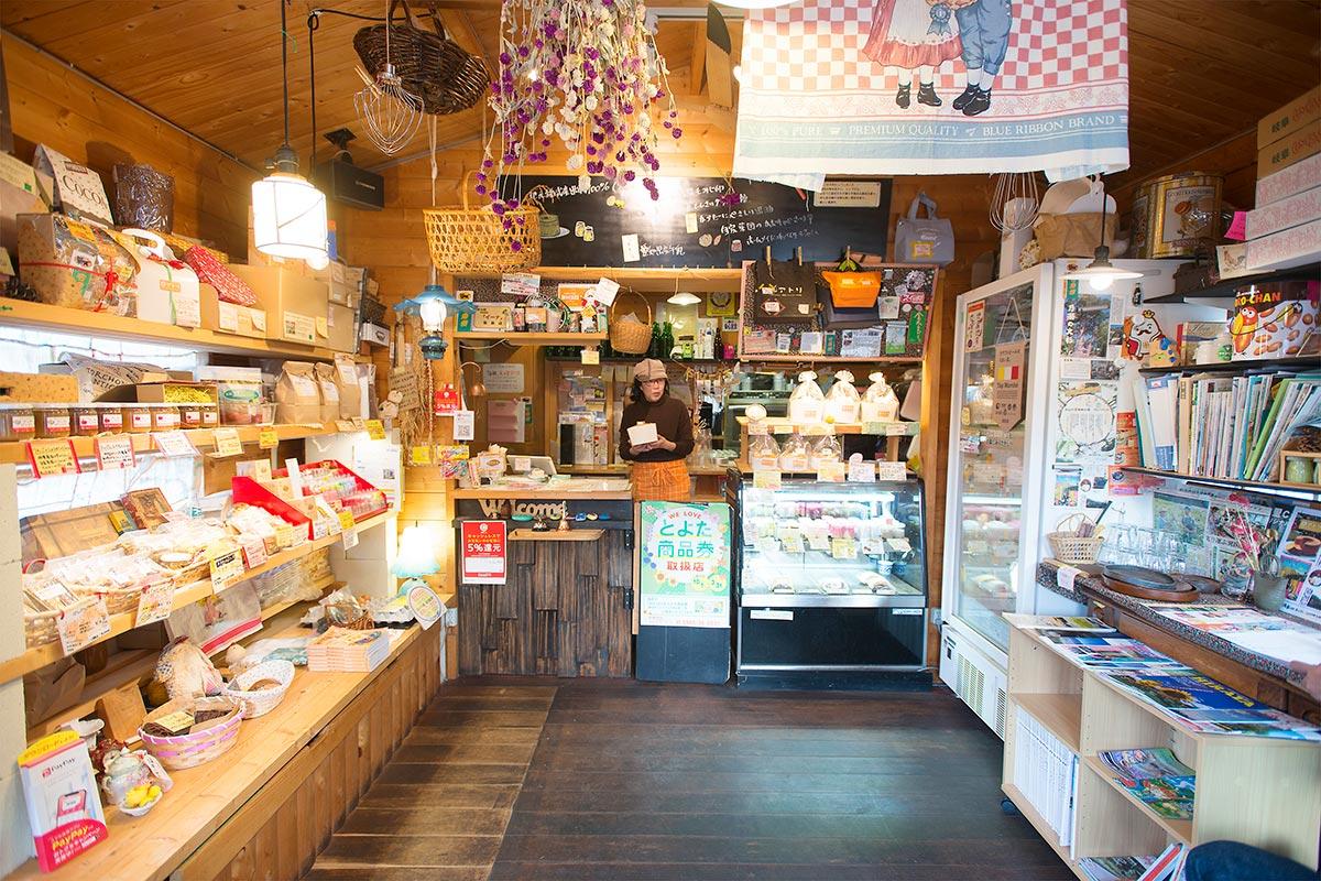 米粉シフォンケーキの店 アトリ
