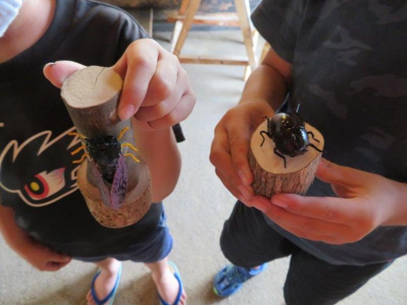 「どんぐり工房」伝統工芸体験